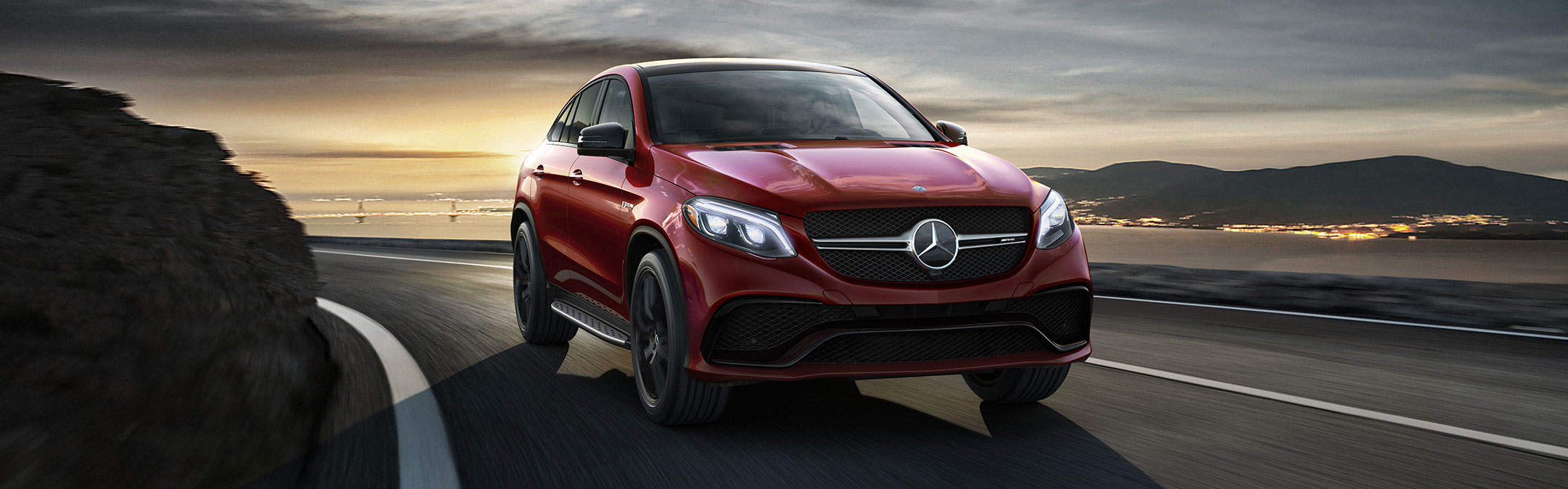 AMG INTRO HEADER GLE COUPE