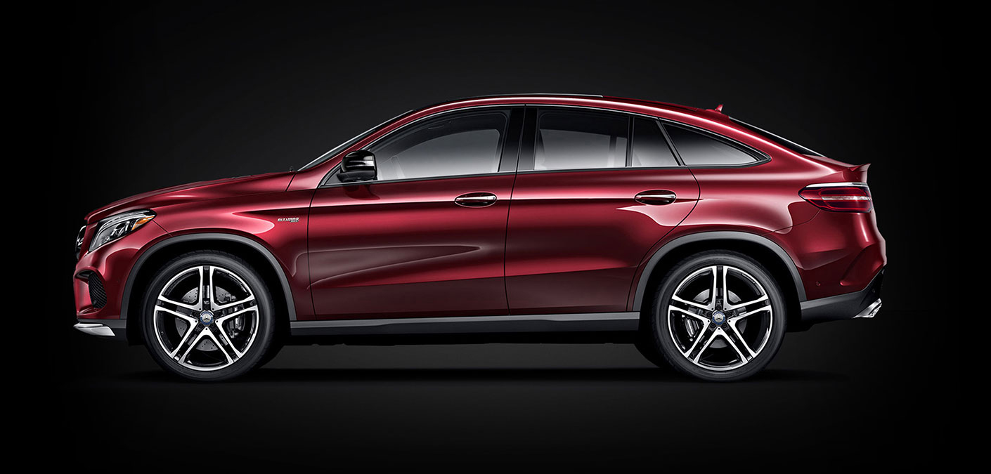 GLE COUPE AMG VERSIONS