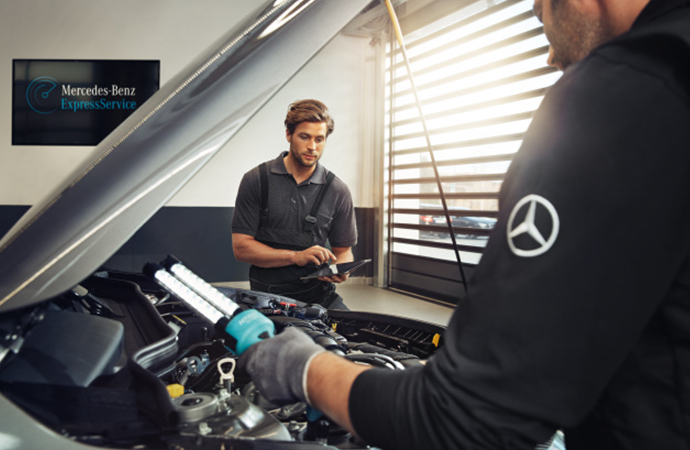 Express Service Mercedes Benz