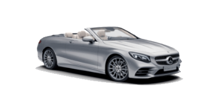 Clase S Convertible