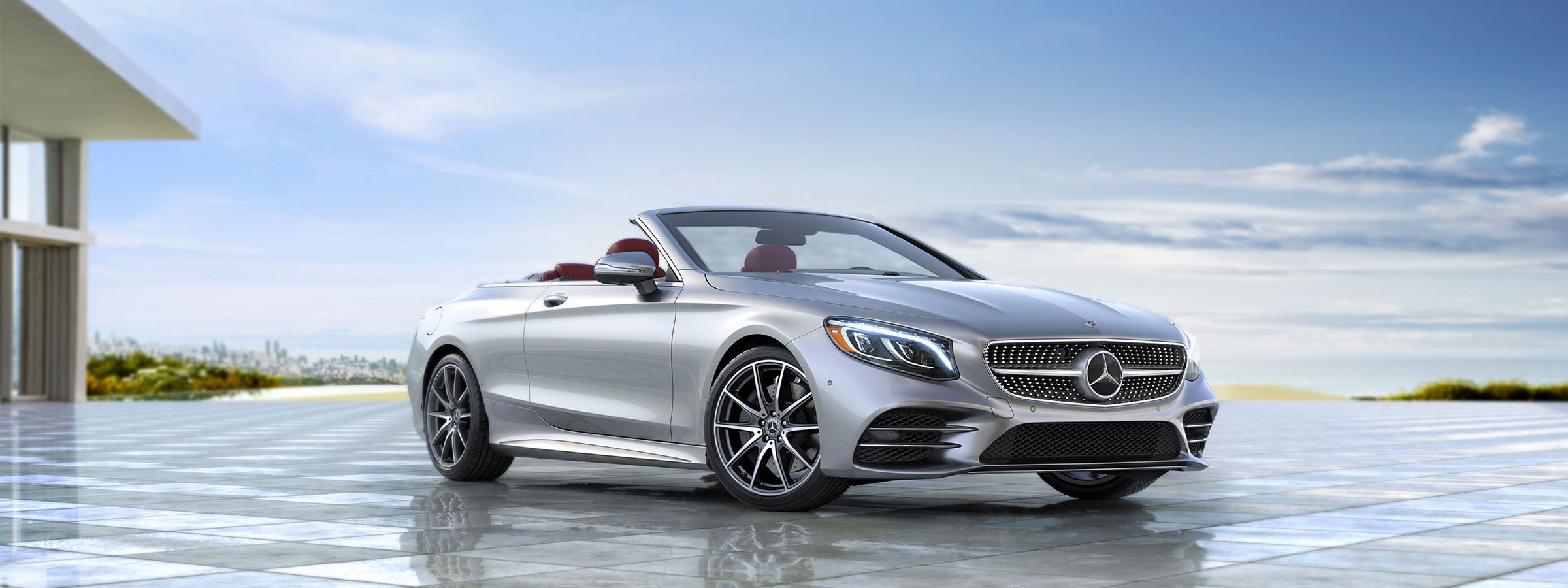 2019 S Class Cabriolet