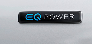 Badge EQ Power