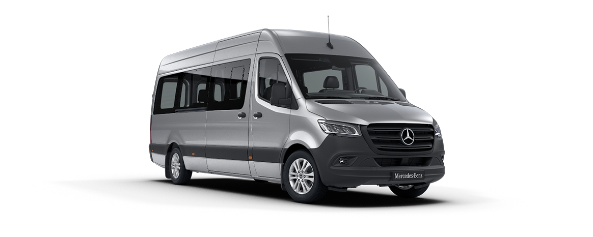 Sprinter Tourer, plata iridio